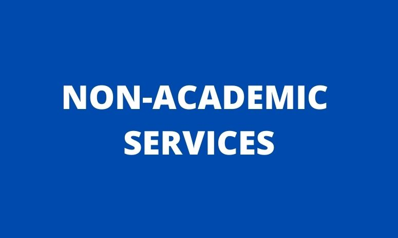Non-Academic Services