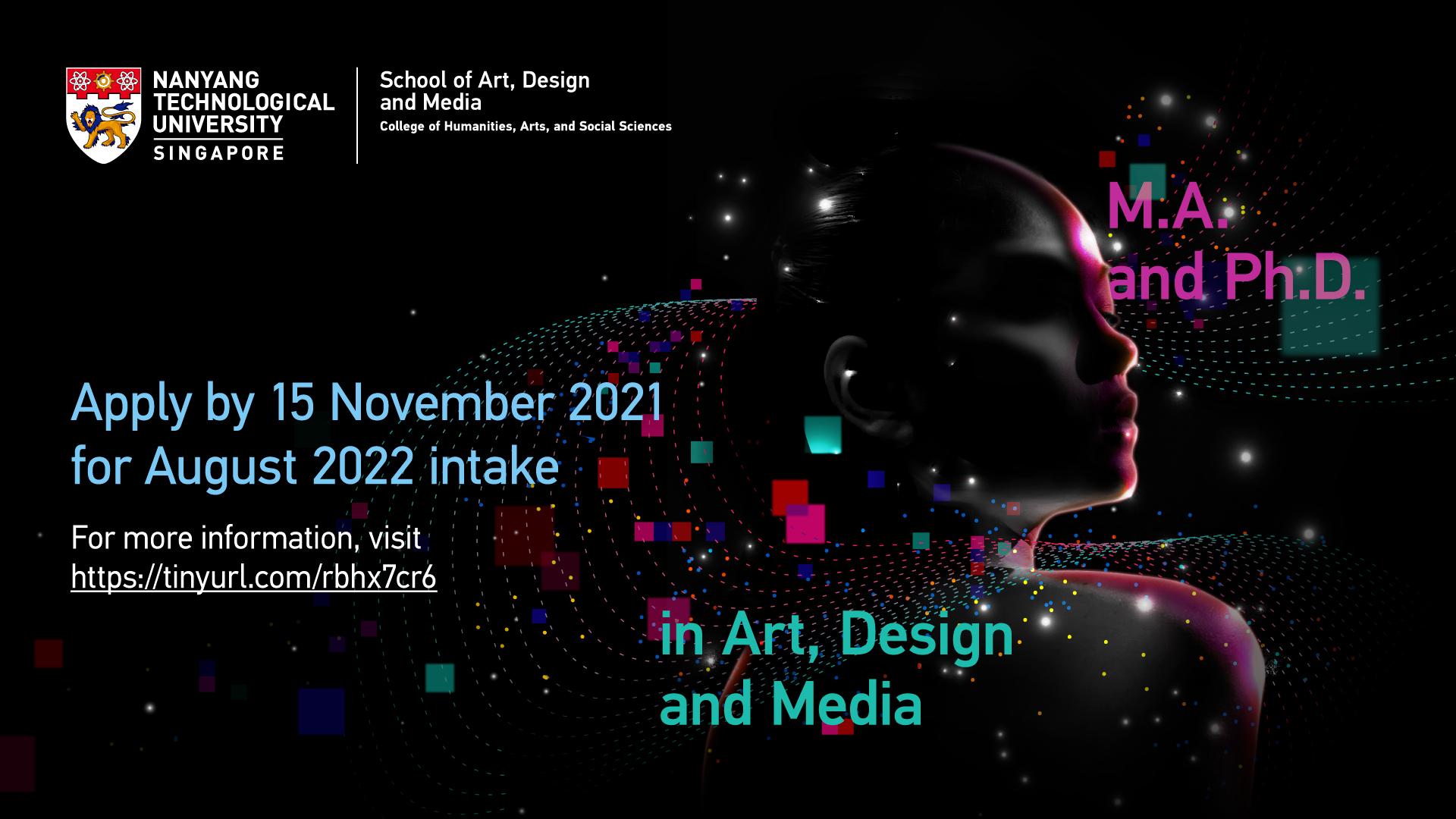 ADM MA & PhD Aug 2022 - ADM TV display